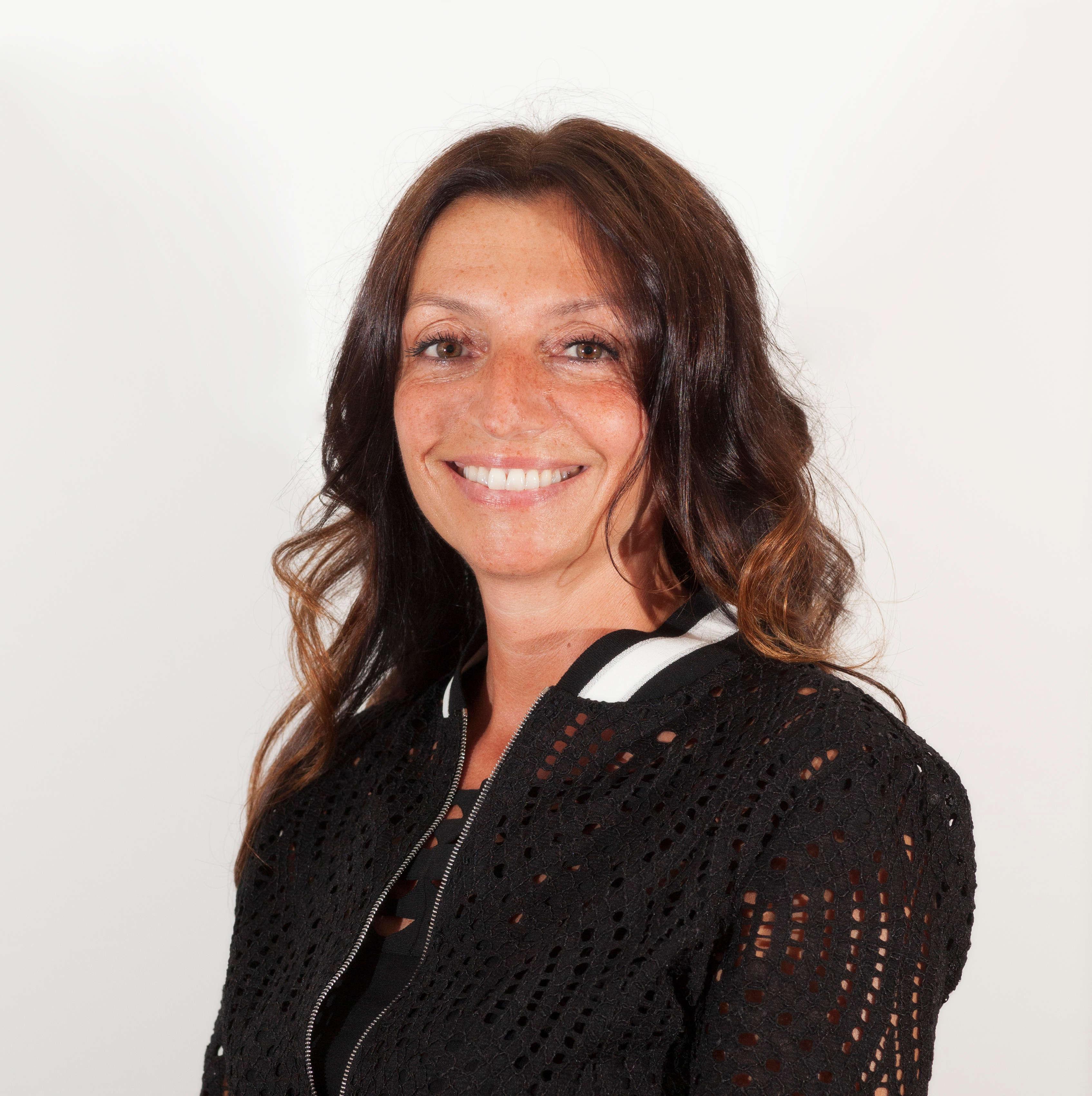 Picture of Michela Brugnolotti – CFO Milano